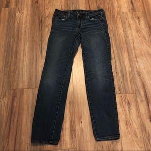 AEO Stretch Skinny Jeans 8S